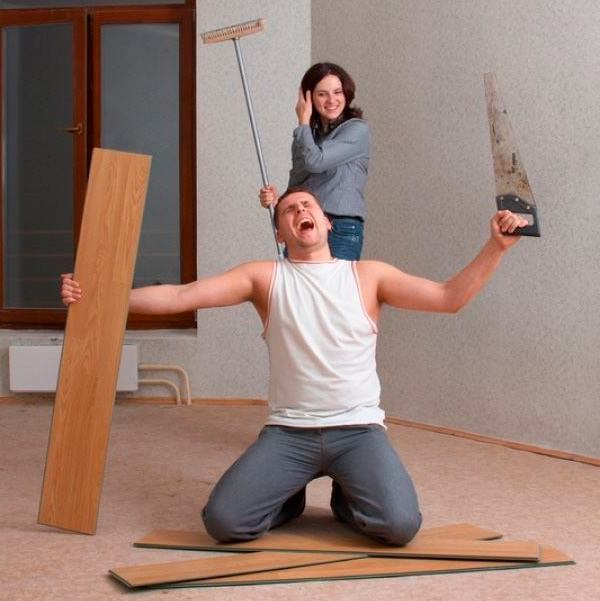 как делать ремонт в квартире самому особенность специализированных
