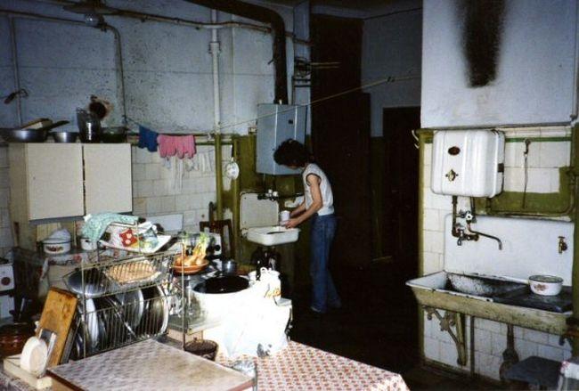 фото комната в коммуналке