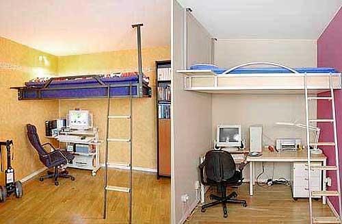 Дизайн интерьеров малогабаритных квартир фото