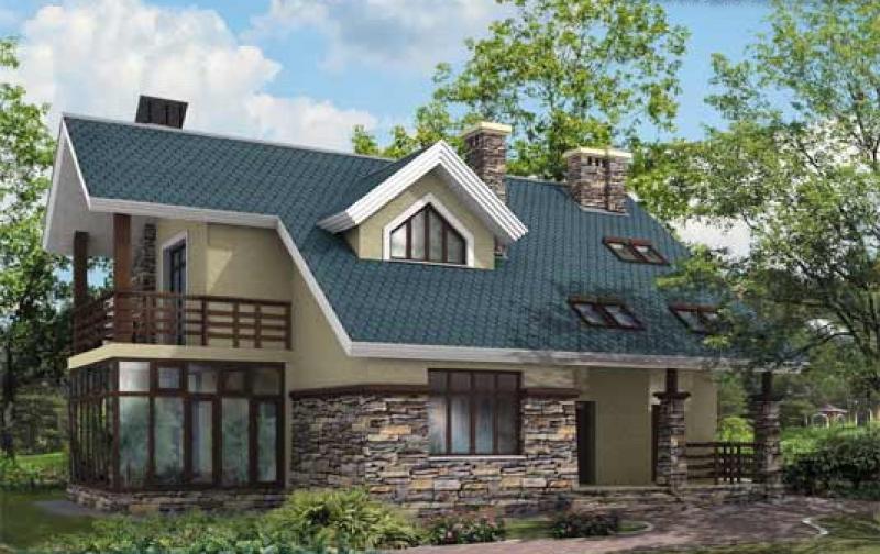 Сколько стоит дом и квартира - f3