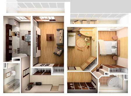 Где взять план квартиры с размерами