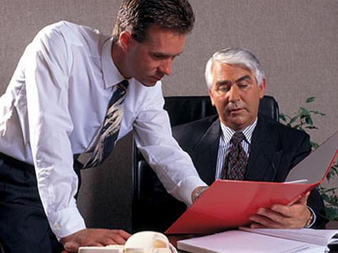 сбор документов для оформления пенсии